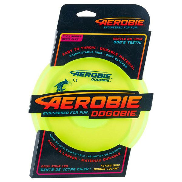 Aerobie Dogobie Disc Yellow