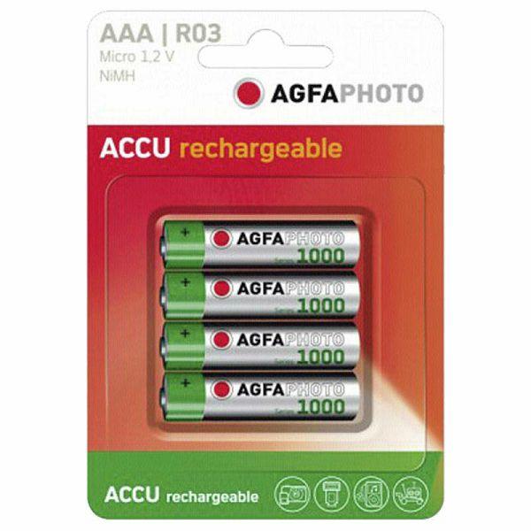 AgfaPhoto NiMh Micro AAA 900 mAh