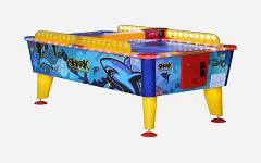 Air Hockey Shark Outdoor 8 ft.