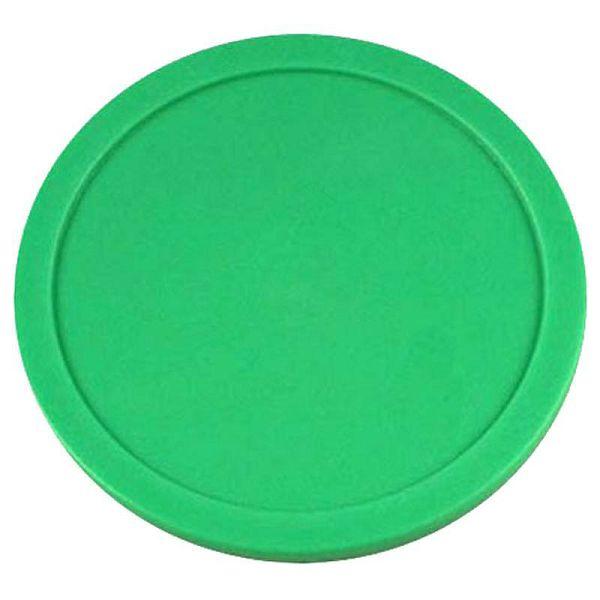 Airhockey Puck 63 mm green