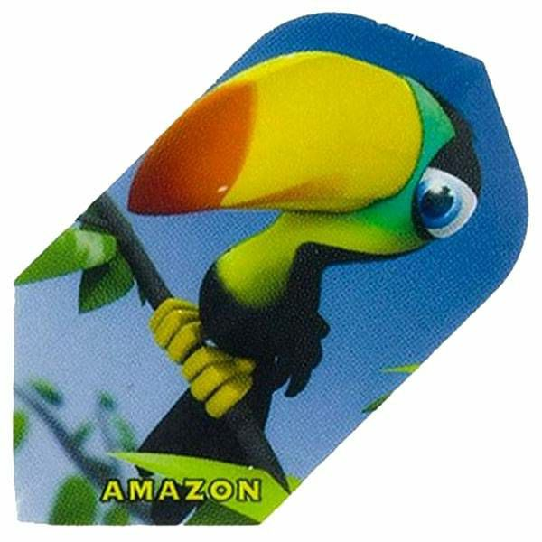 Amazon 3D Life Slim Toucan