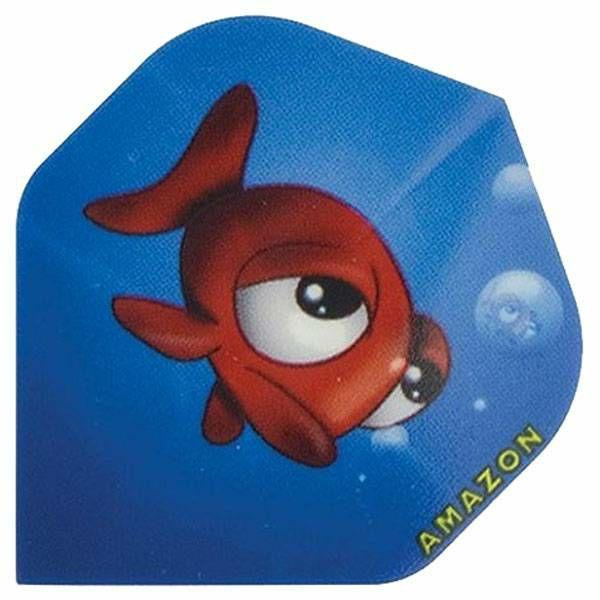 Amazon 3D Life Standard Fish