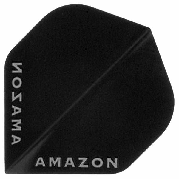 Amazon Transparent Standard Black