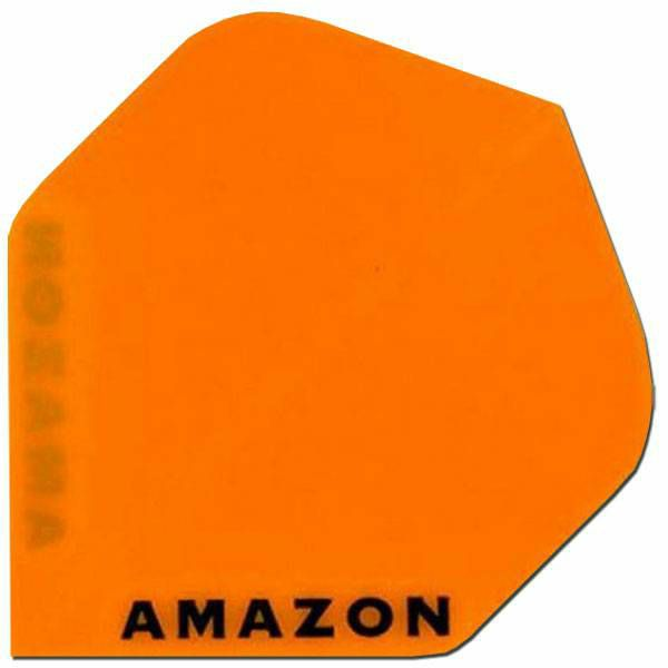 Amazon Transparent Standard Orange