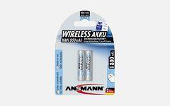Ansmann maxE NiMH Micro AAA 800 mAh Wireless