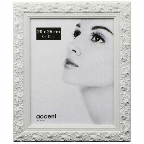 Arabesque 20x25 white 852500