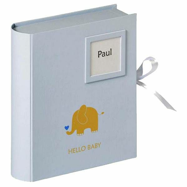Baby Animal blue Memory Box