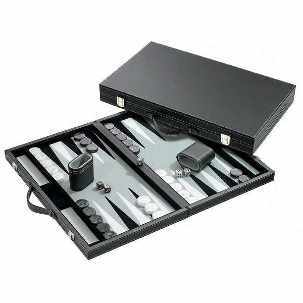 Backgammon Grey Large