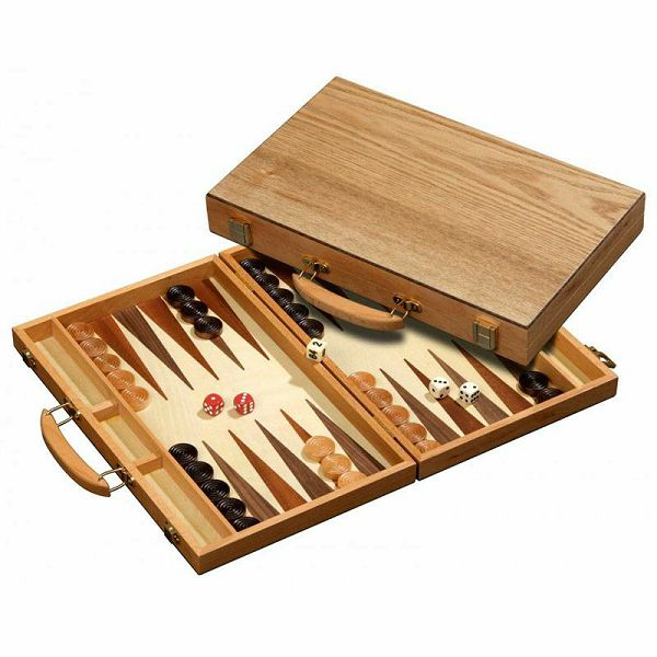 Backgammon Kreta Medium