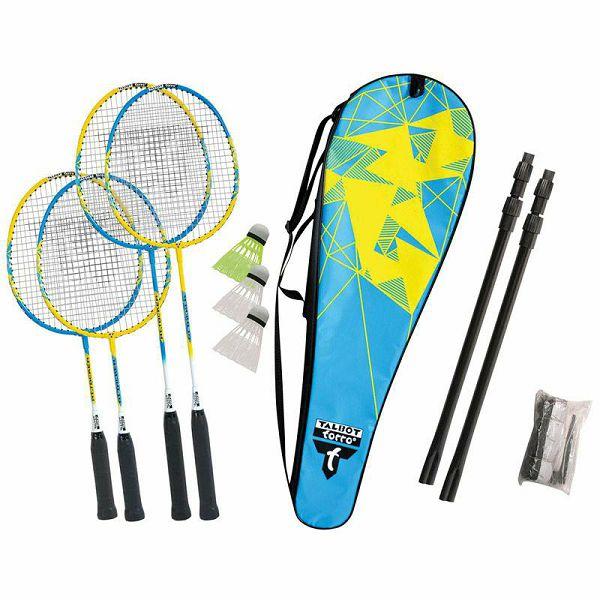 Badminton set Talbot-Torro Family