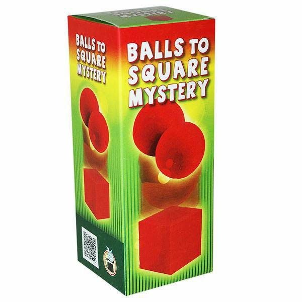 Balls to square mystery