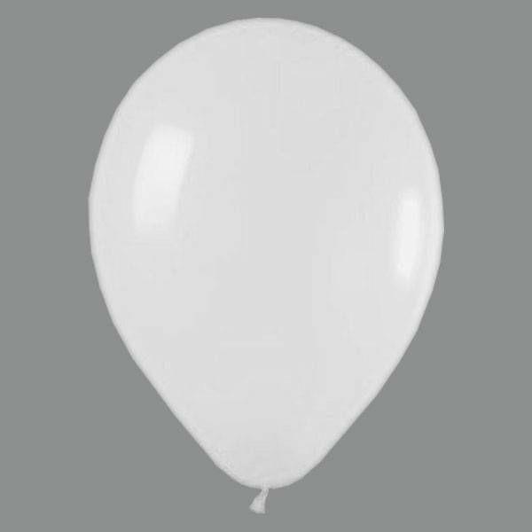 Baloni Qualatex bijeli 28 cm 100 kom.