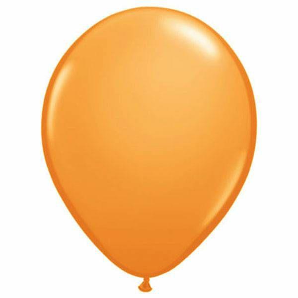 Baloni Qualatex narančasti 28 cm 100 kom.