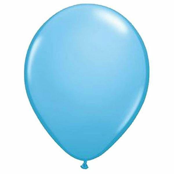 Baloni Qualatex svijetlo plavi 28 cm 100 kom.