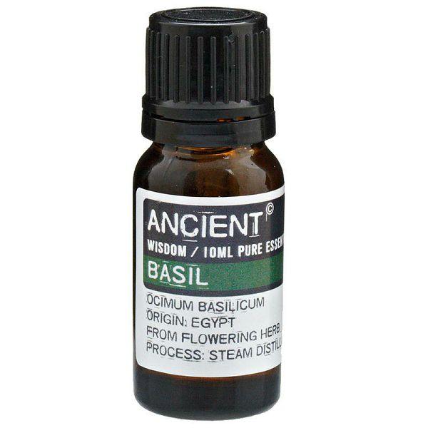 Eterično ulje Basil 10 ml