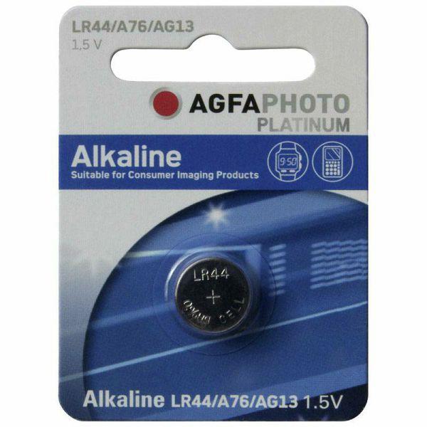 Baterija AgfaPhoto LR 44 AG 13