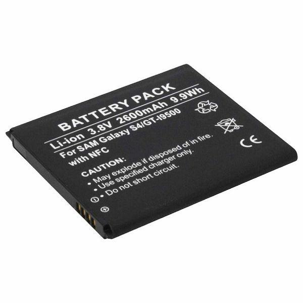 Baterija Ansmann 2600 mAh Galaxy S4 / GT-I9500
