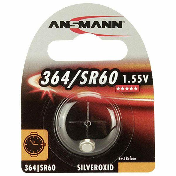 Baterija Ansmann 364 Silveroxid SR60