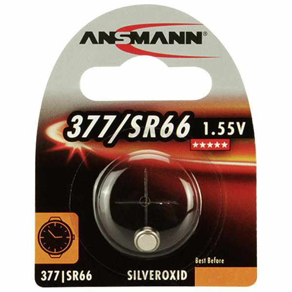 Baterija Ansmann 377 Silveroxid SR66