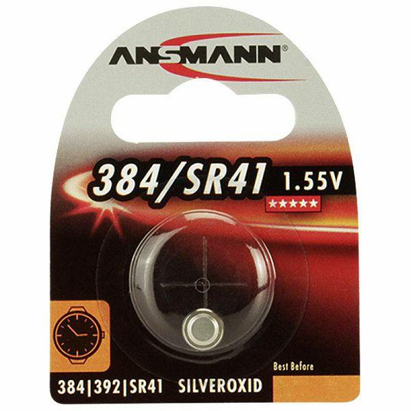 Baterija Ansmann 384 392 Silveroxid SR41