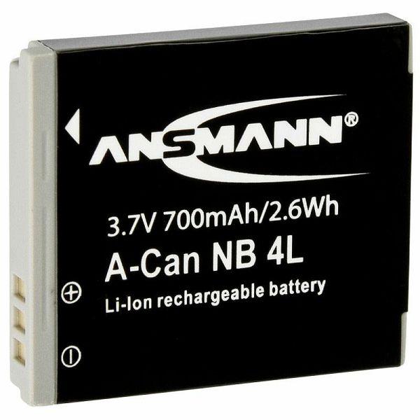 Baterija Ansmann A-Can NB-4L