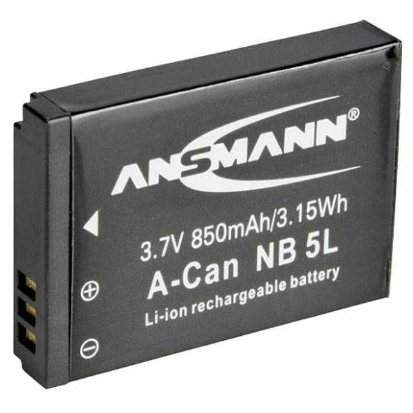 Baterija Ansmann A-Can NB-5L