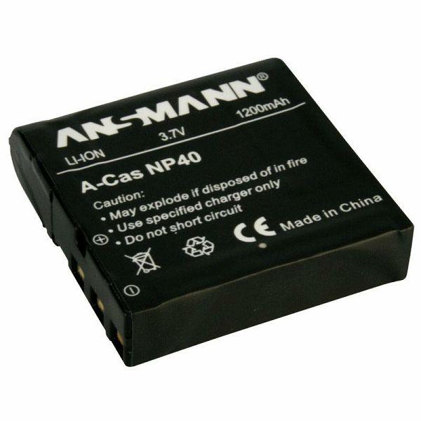 Baterija Ansmann A-Cas NP-40