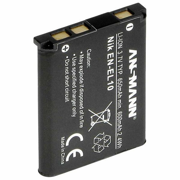 Baterija Ansmann A-Nik EN-EL10