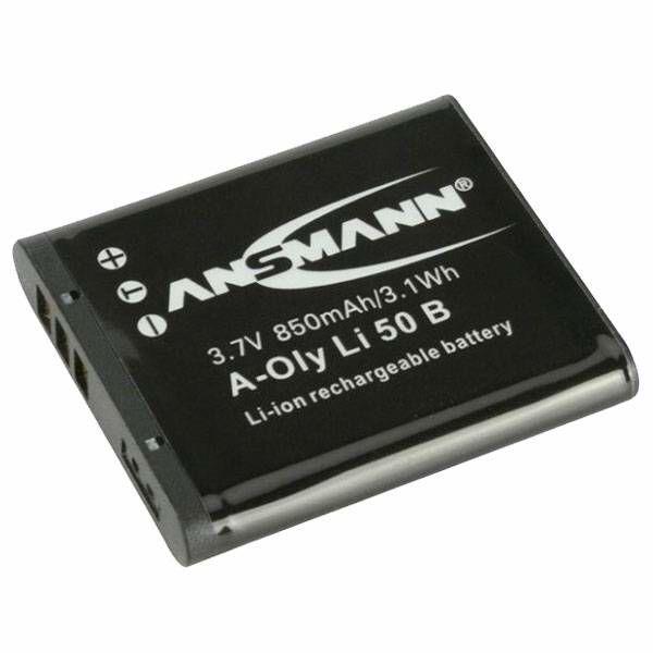 Baterija Ansmann A-Oly LI 50 B
