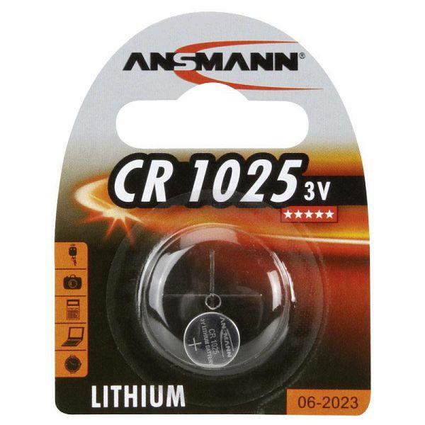 Baterija Ansmann CR 1025