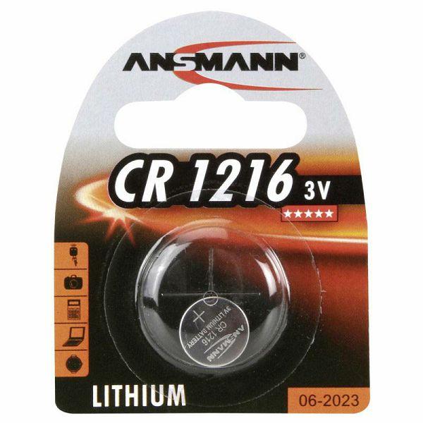 Baterija Ansmann CR 1216