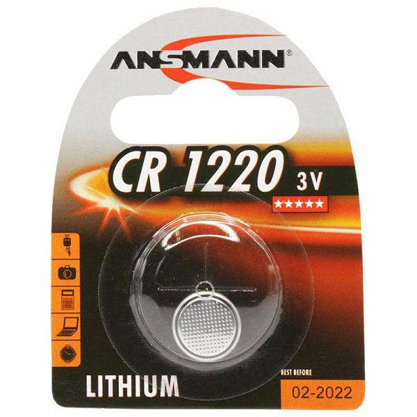 Baterija Ansmann CR 1220