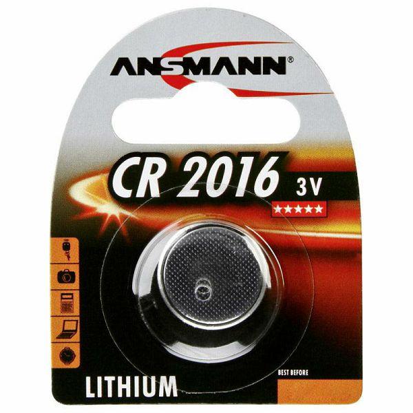 Baterija Ansmann CR 2016