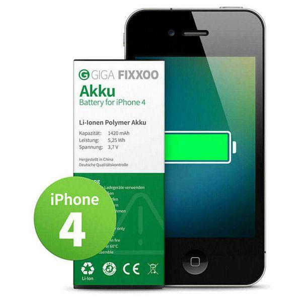 Baterija iPhone 4 GIGA Fixxoo