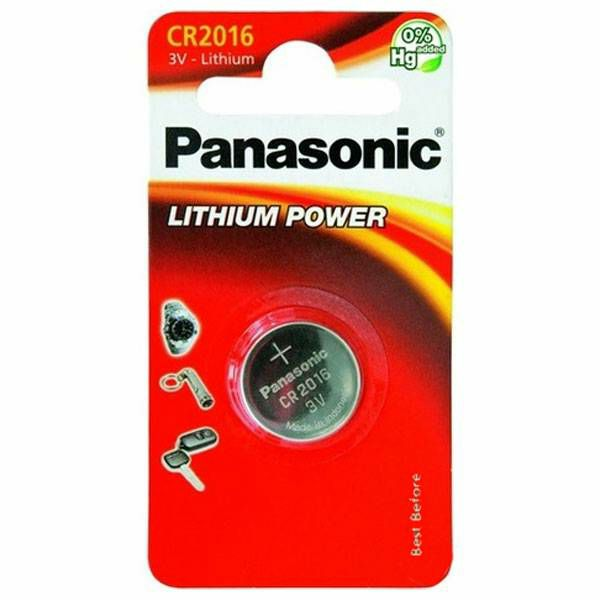 Baterija Panasonic CR 2016 Lithium Power