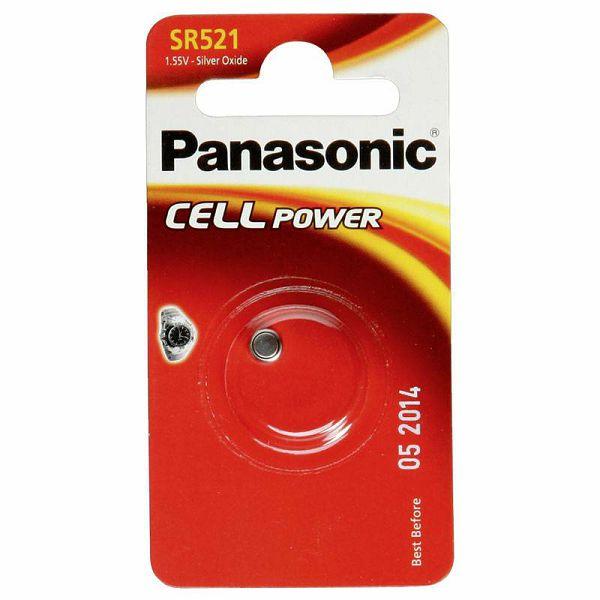 Baterija Panasonic SR-521 EL