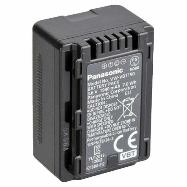 Baterija Panasonic VW-VBT190E