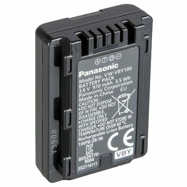 Baterija Panasonic VW-VBY100E