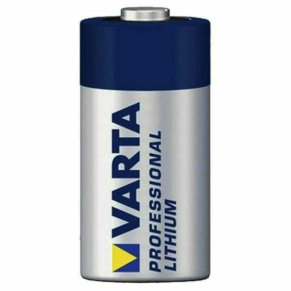 Baterija Varta Professional CR 123 A