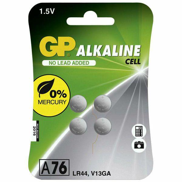 Baterije 1x4 GP V 13 GA