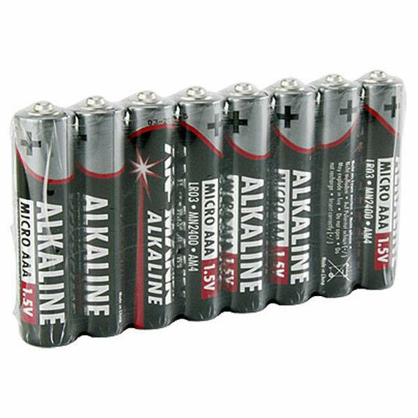 Baterije Ansmann 1x8 Alkaline Micro AAA LR 03