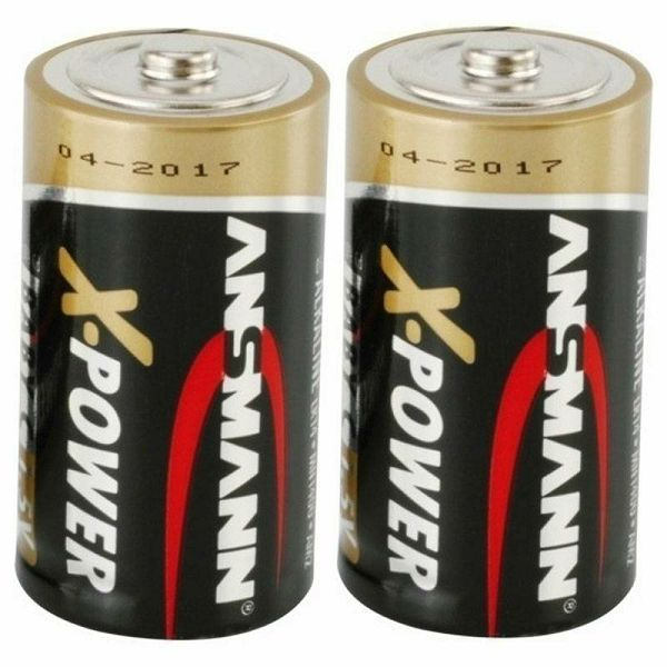 Baterije Ansmann Alkaline Baby C X-Power