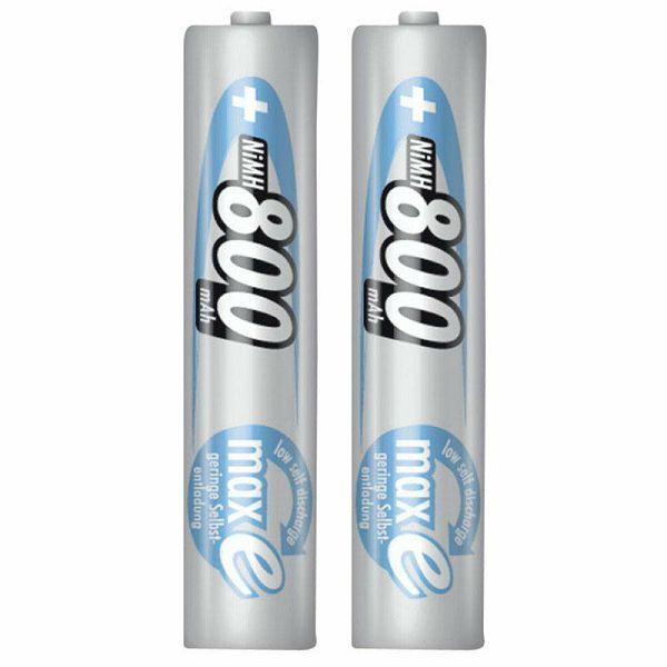 Baterije Ansmann NiMH 800 mAh