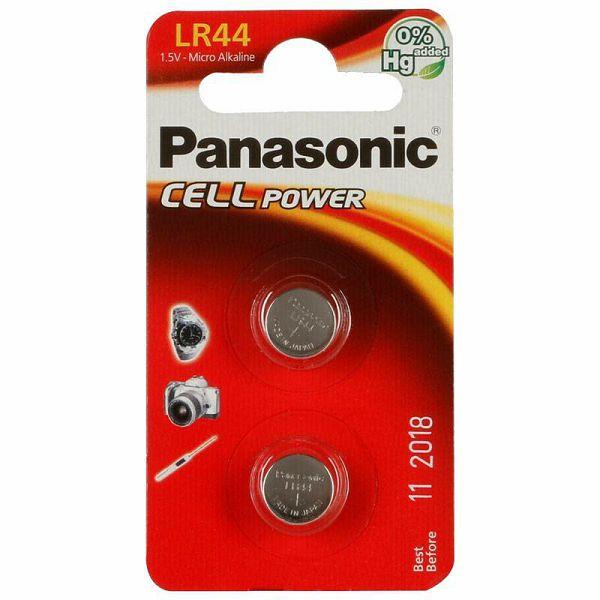 Baterije Panasonic LR 44 x2