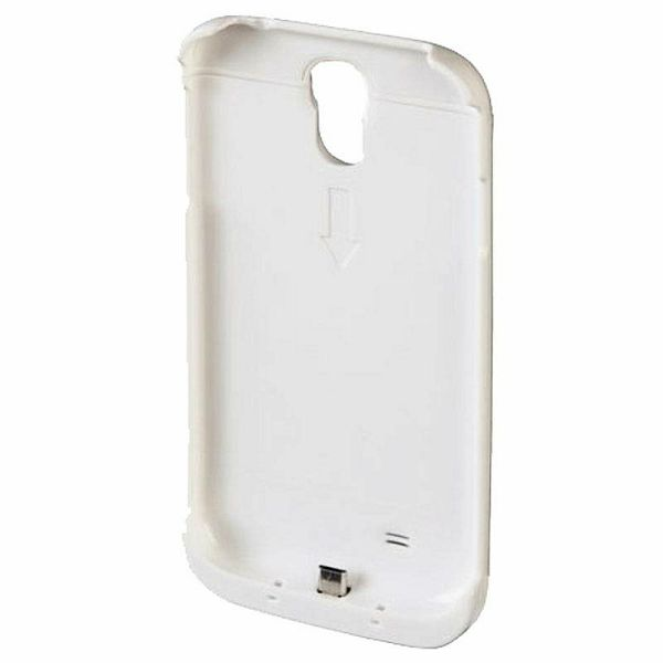 Battery Case Samsung Galaxy S 4 White