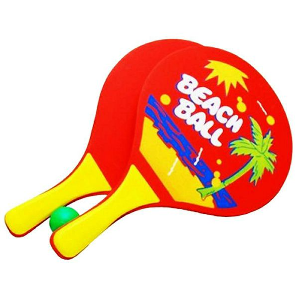 Beachball Set Red