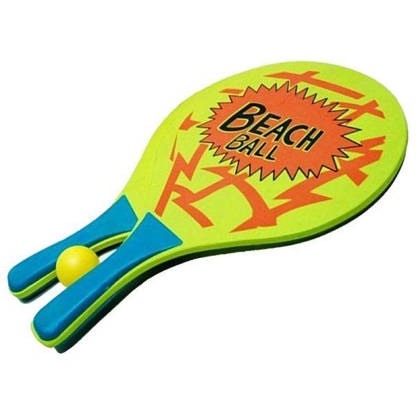Beachball Set Yellow