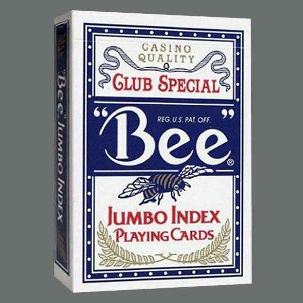 Bee Jumbo Blue