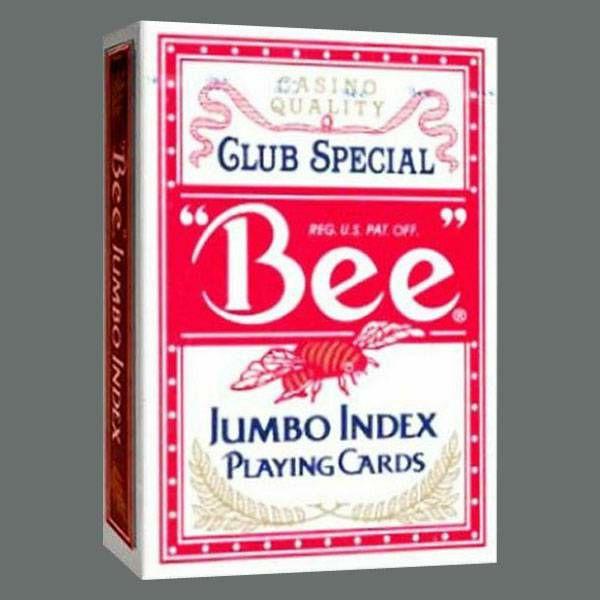 Bee Jumbo Red