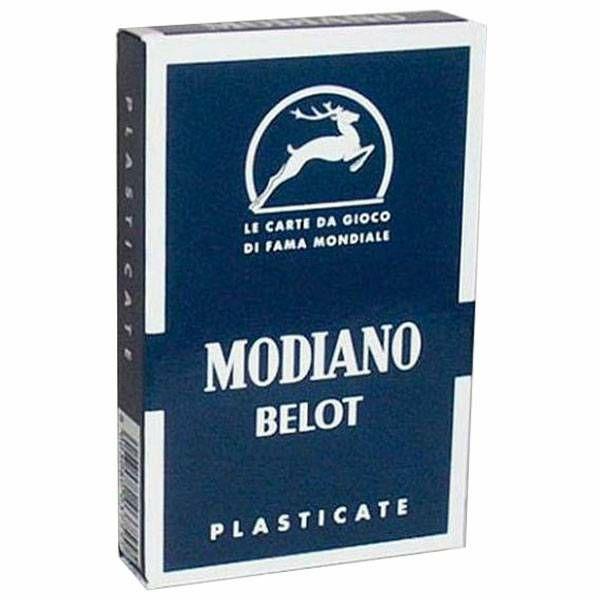 Belot Modiano plastificirane